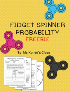 fidget spinner freebie