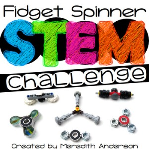 fidget spinner STEM